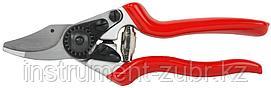 147S Секатор с алюминиевыми коваными рукоятками, плоскостной, 200 мм, RACO Profi-Plus
