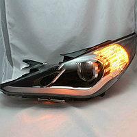 Передние фары Sonata Angel Eyes LED head lamp 2009-11 Type 1