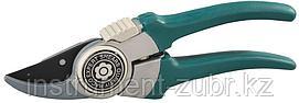 148S Секатор с алюминиевыми рукоятками, плоскостной, 210 мм, RACO