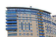 Навесные алюминиевые вентилируемые фасады