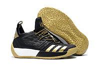 Кроссовки баскетбольные Adidas Harden Vol.2 Black Gold