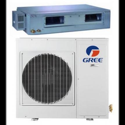 Канальный кондиционер GREE-36 R410A: GFH36K3HI/GUHN36NM3HO (без инсталляции), фото 2