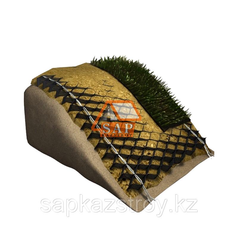 Георешетка для укрепления склонов