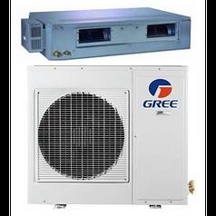 Канальный кондиционер GREE-41 R410A: GFH42K3BI/GUHN42NM3A0 (без инсталляции)