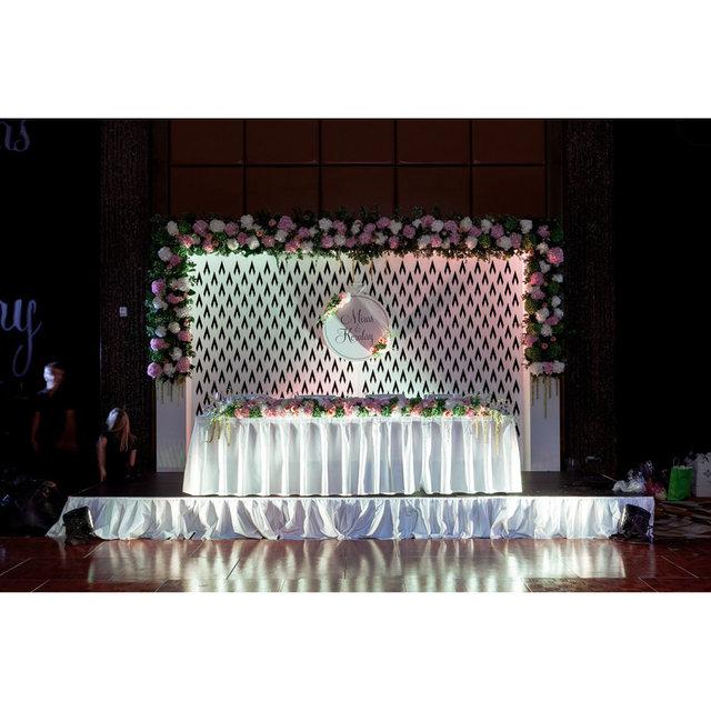 Декорации для свадебного торжества 1