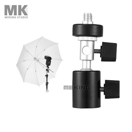 Шарнировый кранштейн крепление для зонтика, фото 2