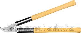 Сучкорез с никелевым покрытием, СИБИН 40206, рез до 25мм, 500мм
