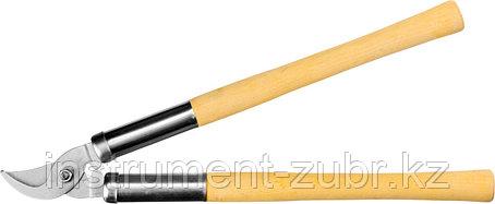 Сучкорез с никелевым покрытием, СИБИН 40206, рез до 25мм, 500мм, фото 2