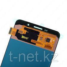 Дисплей Samsung Galaxy A7 Duos (2016) SM-A710F, с сенсором, цвет черный, качество OLED