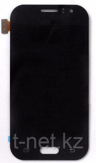 Дисплей Samsung Galaxy J1 Duos (2016) J120, с сенсором, цвет черный