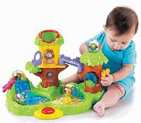 Игрушки для малышей 0+