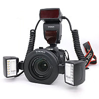 Кольцевая вспышка Yongnuo YN-24EX Macro TTL for Canon, фото 1