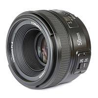 Объектив Yongnuo YN 50mm f/1.8 для Nikon