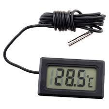 Термометр встраиваемый с выносным датчиком 2 метра