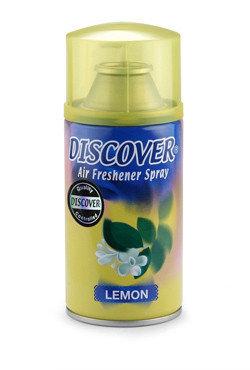 Аэрозольный освежитель воздуха Discover Lemon, фото 2
