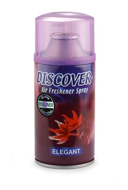 Аэрозольный освежитель воздуха Discover Elegant