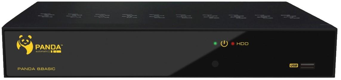 Гибридный видеорегистратор IPANDA 8.BASIC