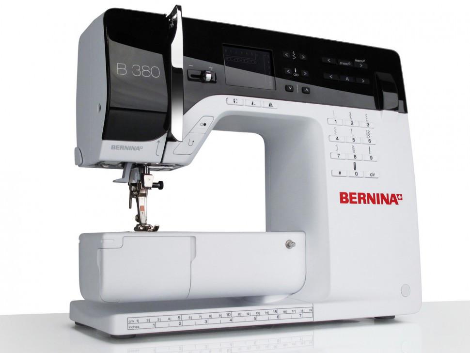 Швейная машина BERNINA 380 белый
