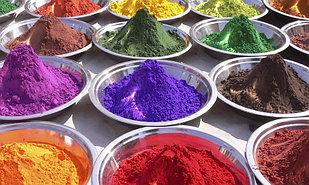 Краситель красный натуральный ,индиийский