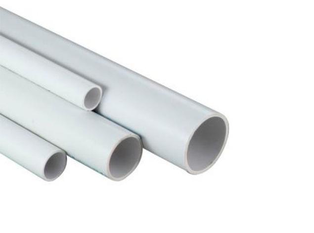 Труба Аlphacan PVC D16 бел. (0.2м), фото 2