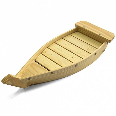 """Блюдо """"Корабль"""" L=42см дерево арт. 03021510"""