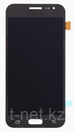 Дисплей Samsung Galaxy J2 Duos J200, с сенсором, цвет черный