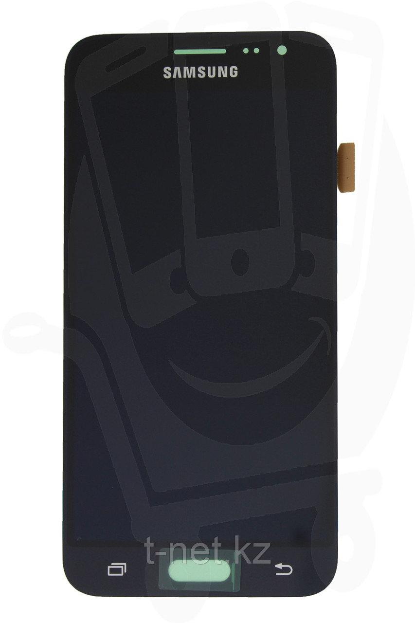 Дисплей Samsung Galaxy J3 (2016) Duos SM-J320H, с сенсором, цвет черный