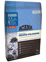Сухой корм для собак с чувствительным пищеварением Acana Singles Pacific Pilchard Dog тихоокеаническая сардина