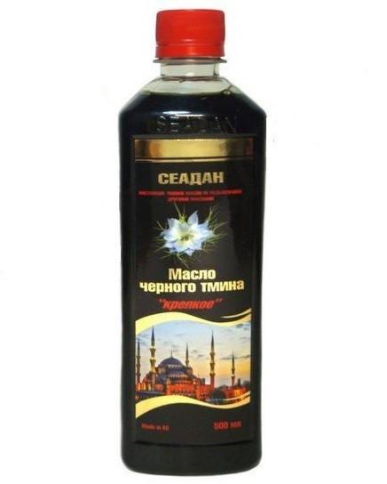Масло черного тмина Сеадан (крепкое), 500 мл