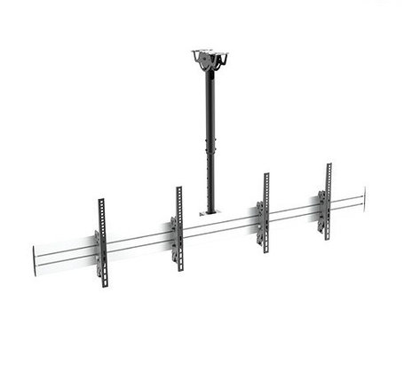 Крепление для видеопанелей потолочное  Brateck LVC02-246TS-01, фото 2
