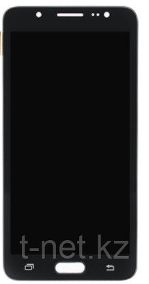 Дисплей Samsung Galaxy J5 Duos SM-J510 (2016), с сенсором, цвет черный