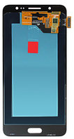 Дисплей Samsung Galaxy J5 Duos SM-J510 (2016), с сенсором, цвет золотой, качество OLED
