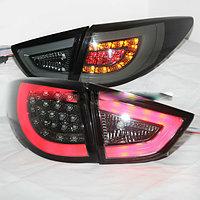 Задние фары Tucson IX35 LED Tail Light 2009-13 V4 Black
