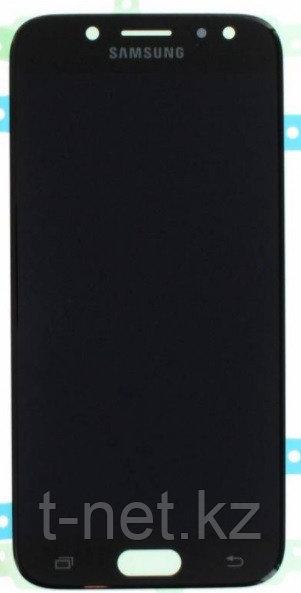 Дисплей Samsung Galaxy J5 J530 (2017), с сенсором, цвет черный, качество OLED