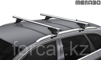 Багажная система на автомобиль с интегрированными рейлингами Menabo Tiger (Италия), фото 2