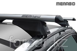 Багажная система на автомобиль с интегрированными рейлингами Menabo Tiger (Италия), фото 3