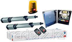 Привод распашных ворот KUSTOS BT KIT A40 FRA ЭКО (створка до 5 м, масса до 500 кг.) в комплекте