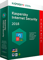 Антивирус Kaspersky Internet Security 2018 Box 2-Desktop Base