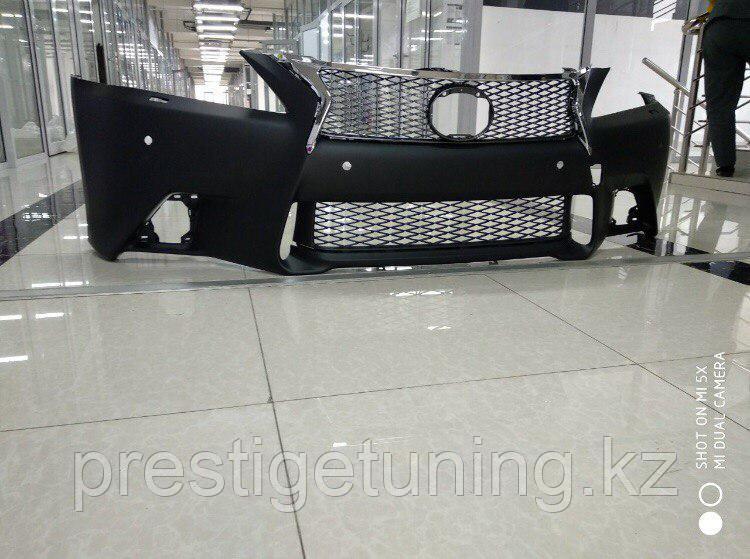 Передний бампер в сборе F sport Lexus GS 2012-