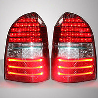 Задние фары Tucson LED Tail Lamp 2004 -2008 year Red White Color V1