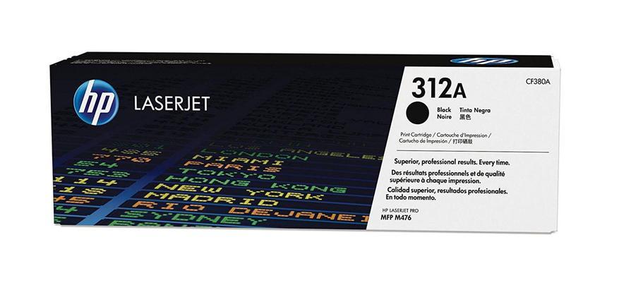 Картридж лазерный Черный НР (№312A) для Color LaserJet Pro MFP M476, фото 2