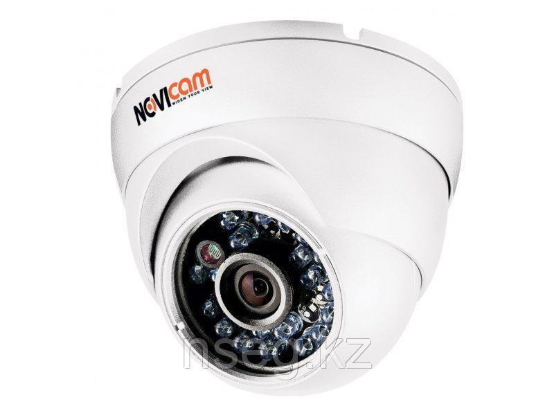 NOVICAM IP N12W 2.1Мп купольная IP камера с ИК-подсветкой до 20м.