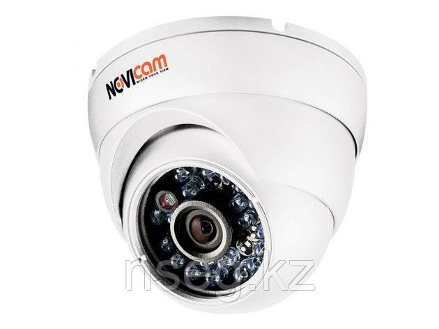 NOVICAM IP N12W 2.1Мп купольная IP камера с ИК-подсветкой до 20м., фото 2