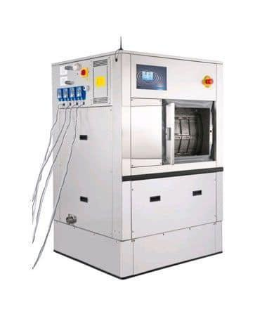 Промышленная стиральная машина IMESA D2W55 55 кг., фото 2