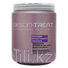 Восстанавливающая увлажняющая маска для волос - Dikson Restructuring Moisturizing Mask 1000 мл.