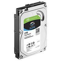 Жесткий диск HDD 2 TB для регистратора видеонаблюдения