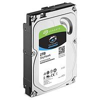 Жесткий диск Seagate HDD 2 TB SkyHawk