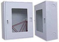 Шкаф пожарной сигнализации Ш-ПК-02НС-У4-008 Белый