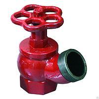 Клапан угловой КПК-50-1 чугунный