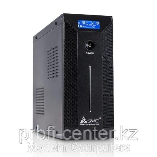 UPS,SVC,  W1000 L, Smart,  USB, Диапазон работы AVR:165-275В